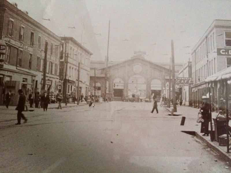 City Market history